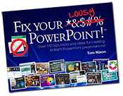 Fix Your Lousy PowerPoint cover v09