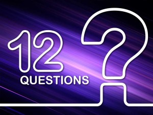 12 questions to ask yourself